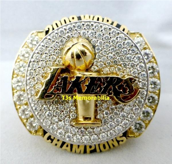 2009 Los Angeles Lakers Nba Championship Ring Buy And Sell Championship Rings